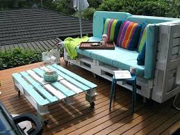 outside pallet furniture. Outdoor Pallet Furniture Pieces Of Patio To Spark Your  Outside Spring Decorating .