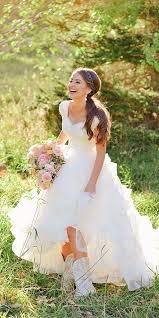 best 25 country wedding dresses ideas