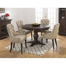 dining room furniture oak wood for 4 octagon acrylic victorian high top varnished made in glamorous dining room furniture assembled 48 inch round