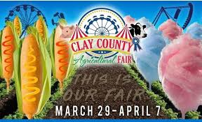 Image result for Clay County Agricultural Fair