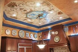 Kitchen Mural Murals Trompe Loeil Anri Arts