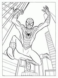 Do you love disney superheroes coloring book pages superman spiderman, do you know how to color spiderman coloring pages, it's easy. Spiderman Free Printable Coloring Pages For Kids