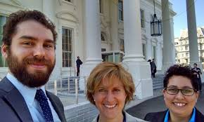 ISSR Director Laurel Smith-Doerr and Graduate RAs Sharla Alegria and Tim  Sacco Present at the White House Office of Science and Technology Policy |  Institute for Social Science Research | UMass Amherst