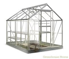 8x6 halls popular greenhouse horticultural glass 369