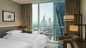 Twin Room   2 Bedroom Hotel Apartment, Dubai