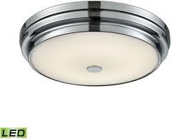 Alico Light Fixtures Alico Fml4725 10 15 Garvey Chrome Led Small Flush Ceiling Light Fixture