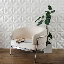 bathroom waterproof pvc material modern design ceiling 3d decorative wall panel