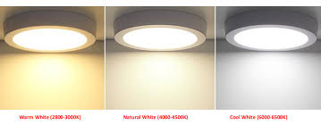 china led ceiling lights cct changeable