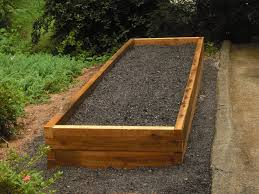 diy soil mix for recycle wood raised bed vegetable garden for pertaining to sizing 3264 x