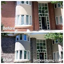 staining exterior brick crystal lake exterior brick staining project traditional for the home crystal lake bricks staining exterior brick