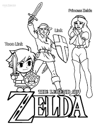 The game first appeared back in 1986, under the leadership of shigeru miyamoto. Printable Zelda Coloring Pages For Kids Cool2bkids Coloring Pages Inspirational Coloring Pages For Kids Printable Coloring Pages