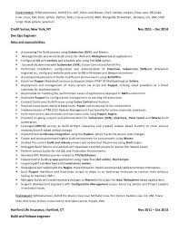obiee developer resume obiee developer resume introduction to the