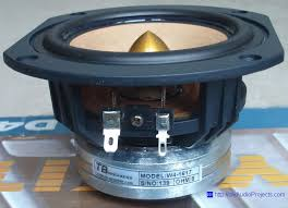 tang band w4 1617 speaker driver