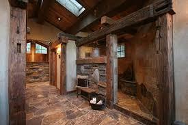 Rustic Stone Bathroom Designs Brightpulseus Helena Source