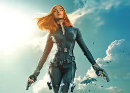 Scarlett Johansson - Rächerin des Kinos ...