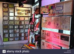 office space memorabilia. Visitors Look At The Memorabilia Of Abinta Kabir On Display In A Corner Office Space Foundation. Was Killed During Terro