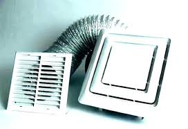replace bathroom fan light ceiling cover exhaust motor replacement changing removing