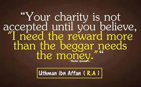 Charity Quotes Gorgeous 48 Islamic Quotes On CharityAayahs And Hadiths On Sadqah