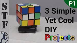 Cool Diy Projects 3 Simple Yet Cool Diy Projects Part 1 Youtube