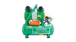 Máy bơm hơi Nakawa xách tay 20L không dầu Nk25-20 – Linh Kiện Điện Cơ