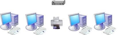 Компьютерные Сети Реферат Типы локальных компьютерных сетей