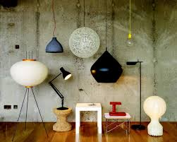 vitra lighting. Ten Of The Best Lights Featuring From Left To Right: Vitra Akari 10A Floor Lamp Lighting
