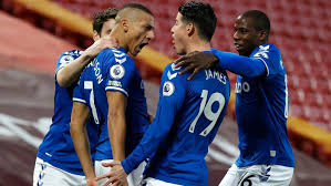 Shaqiri's goal vs everton let's smash 50 likes on this follow if you're a shaqiri fan ib: Liverpool Vs Everton Score Player Ratings Richarlison Earns Toffees First Anfield Victory In 22 Years Cbssports Com