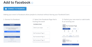 overview of adding your event to facebook