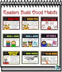 Poster Set For Reading Habits Use This Poster Set And