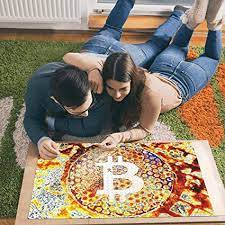 Also, how would one go on about calculating those pvk decimal values and covert them to the private keys? Amazon Com Jigsaw Puzzles 1000 Pieces For Adults Kids Large Puzzle Game Toys Bitcoin Crypto Currency Bit Coin 20 X 30 Inches Toys Games