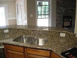 Caledonia Granite Kitchen Giallo Fiorito Granite Countertops Charlotte Nc