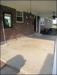 concrete slab patio makeover. Unique Patio IMG_6633 Intended Concrete Slab Patio Makeover