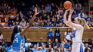 The ohio state women's basketball team represents ohio state university and plays its home games in the value city arena at the jerome schottenstein center, which they moved into in 1998. Erin Mathias 2017 18 Women S Basketball Duke University