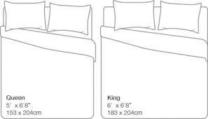 mattress sizes. Mattress Size Chart Sizes