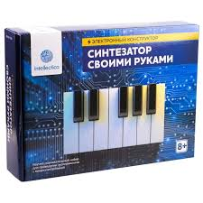 Набор <b>Intellectico Электронный конструктор</b>. <b>Синтезатор</b> своими ...