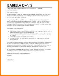 8 Bookkeeper Cover Letter Quit Job Letter