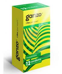 Ультратонкие <b>презервативы Ganzo Ultra</b> thin 12шт