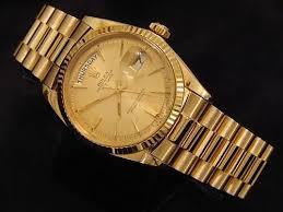 Fashion Men - Gold Female Rolex Watches