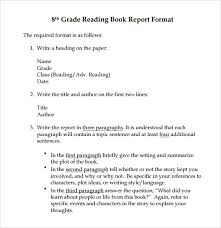 book report sample book report in english paper add to example of book review essay