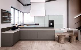 Contemporary Lacquer Kitchen Cabinets Modern House - Lacquered kitchen cabinets