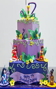 Disney Fairy Princess Birthday Cake Scrumptions