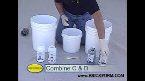 Brickform Acid Stain Color Chart How To Color Concrete Using Brickform Freestylepro Stain