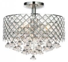 contemporary chandeliers uk paula 3 light semi flush ceiling light