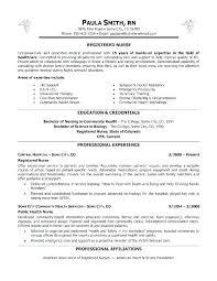 Psychiatric Clinical Nurse Specialist Sample Resume Podarki Co
