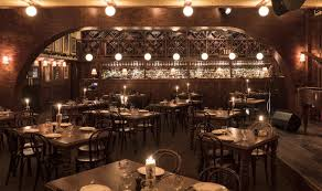 Ambience—it's practically a magic word in restaurant management. Restaurant Hubert French Cuisine Live Jazz Sydney Cbd