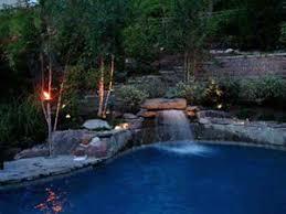 swimming pool lighting design. Unique Pool Lighting Placement On Swimming Pool Design