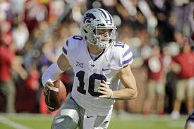 Kansas State Spring Football Quarterbacks Bring On The Cats
