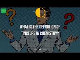 define tincture of iodine