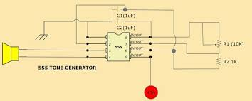 water level indicator alarm 5 steps pictures 555 tone generator jpg