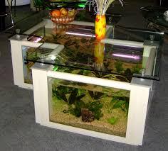 Fish Tank Coffee Table Uk Table Aquariums